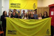 Gruppenfoto Amnesty International Hochschulgruppe Bonn