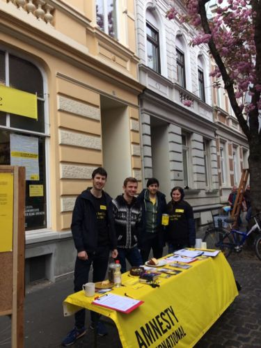 Kirschblütenfest-Altstadt-Bonn-Amnesty-International